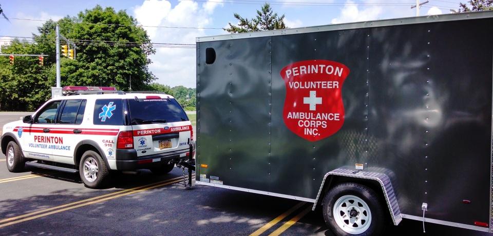 PVAC Unveils New Response Trailer