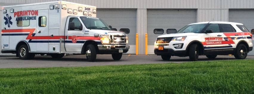 Welcome to Perinton Ambulance!